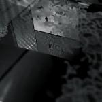 Plaquette texture MCD usinage laser