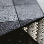 Plaquettes textures laser MCD